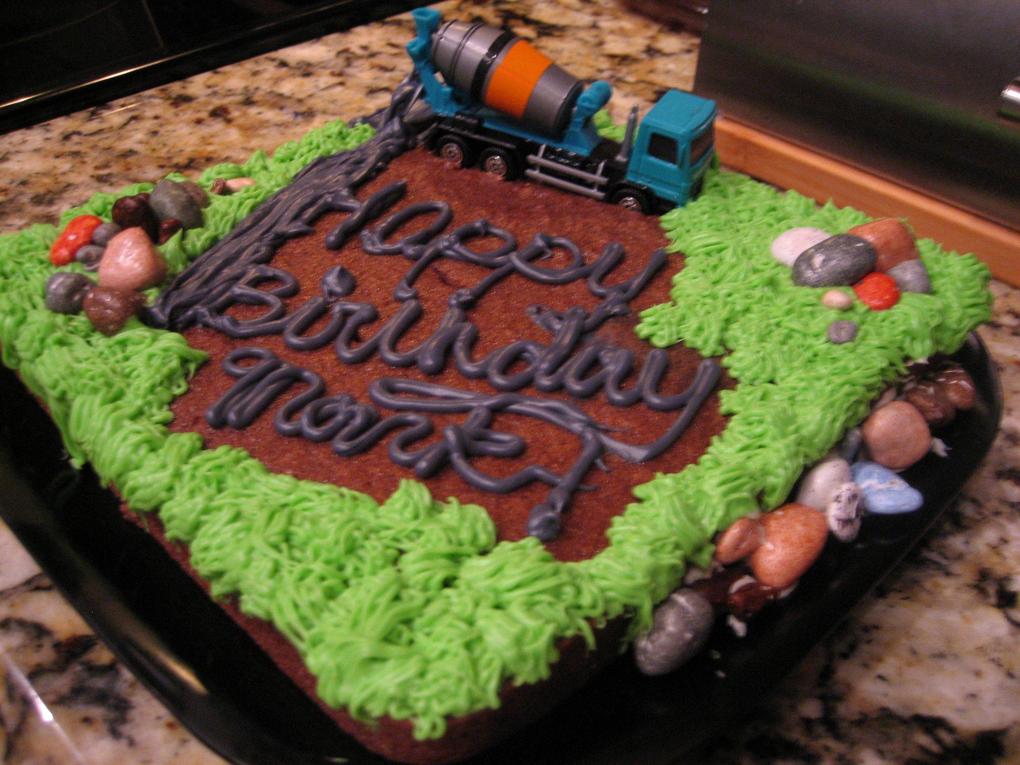 Electrical Engineer Cake