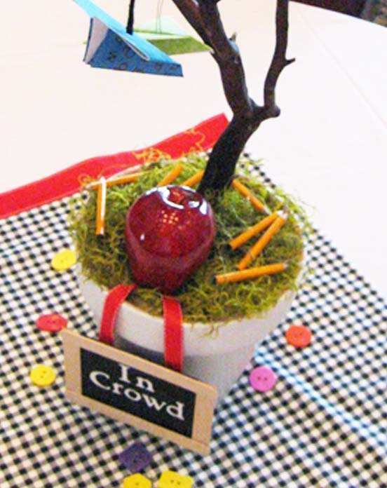 school themed retirement party | doodles, dabbles, & dreams