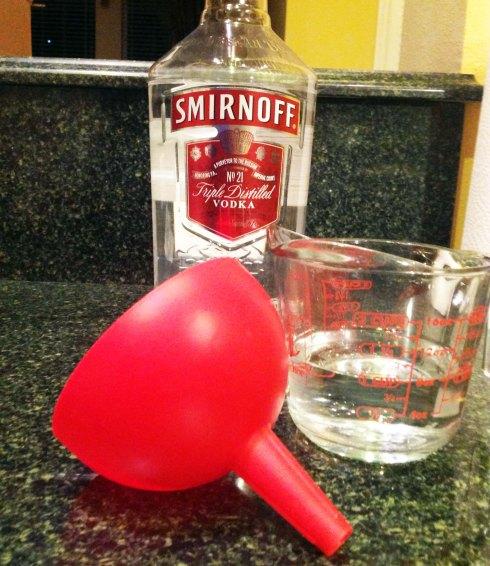 Candy Cane Vodka 1